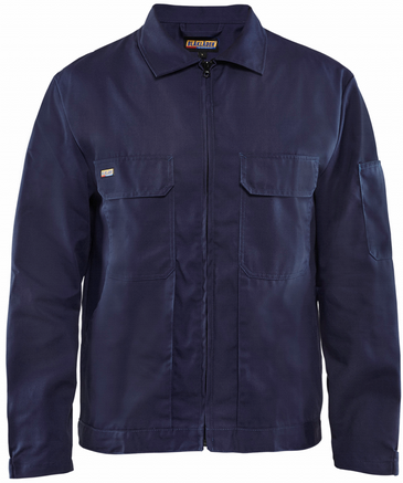 Blaklader 4720 Jacket 100% Cotton (Navy Blue)